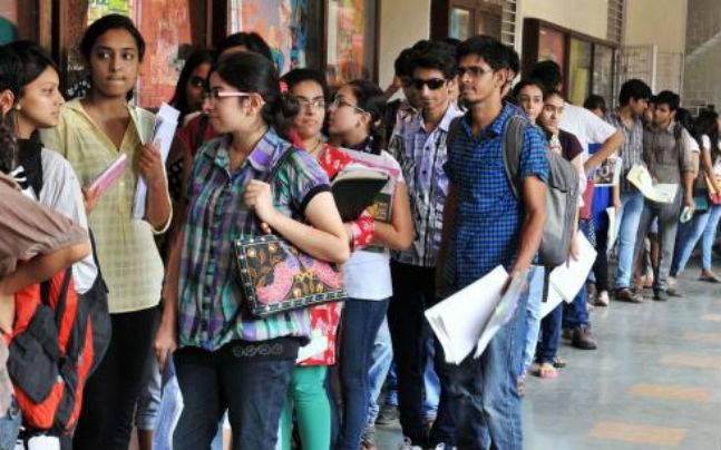 Tamil Nadu College students