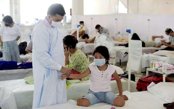 chronic disease, children, prayagraj
