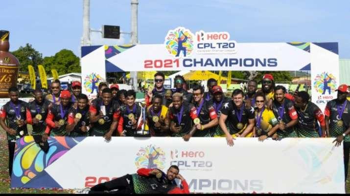 CPL 2021: St Kitts & Nevis win maiden title, beat Saint Lucia in last ball thriller