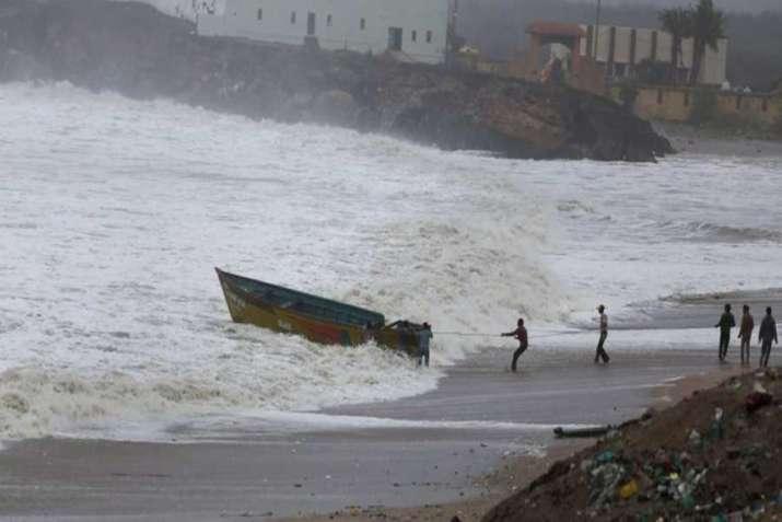 Cyclone Gulab: Odisha on high alert as IMD issues cyclonic