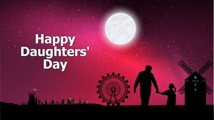 Happy Daughters' Day 2021