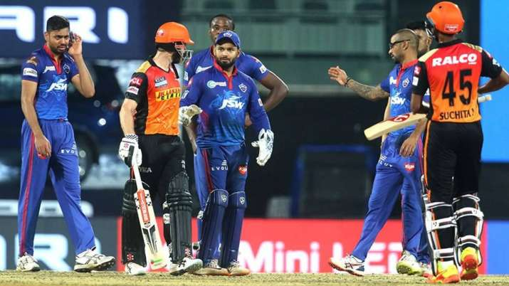 DC vs SRH Head to Head IPL 2021: full squads, new signings, player  replacement, stats and records | Cricket News – India TV