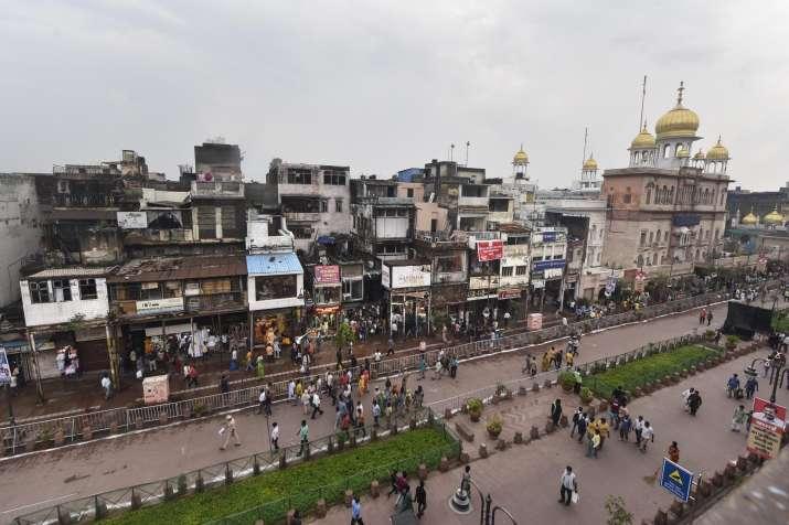 India Tv - Chandni chowk market new look revealed, chandni chowk market new look new rules, chandni chowk lates