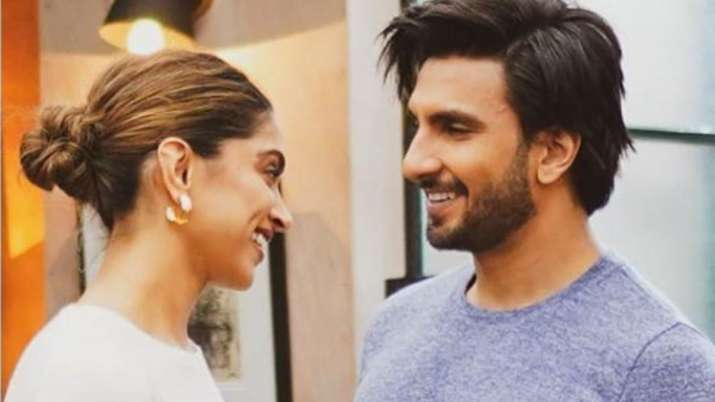 Ranveer Singh describes wife Deepika Padukone in one word during AMA session. Can you guess?