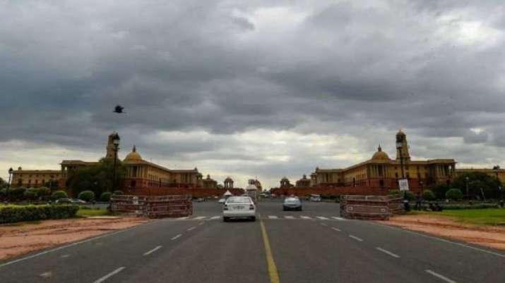 Partially cloudy, Delhi, delhi good air day, latest weather news updates, delhi weather news, delhi
