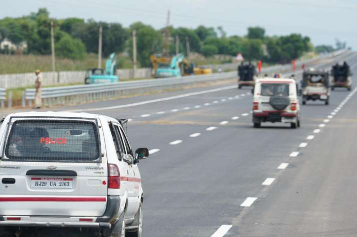 Delhi-Mumbai Expressway to reduce travel time to 12 hours