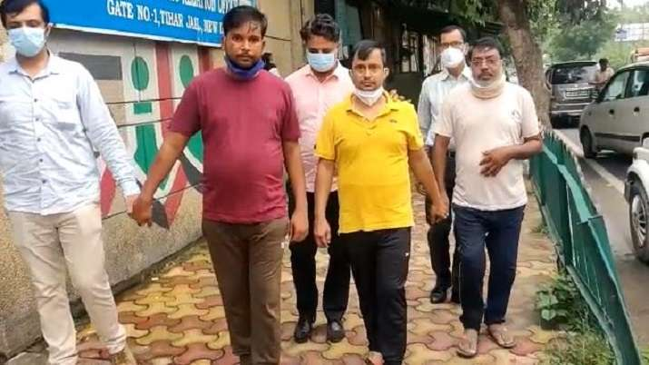 Four arrested have been identified as Raj Rajput (36),