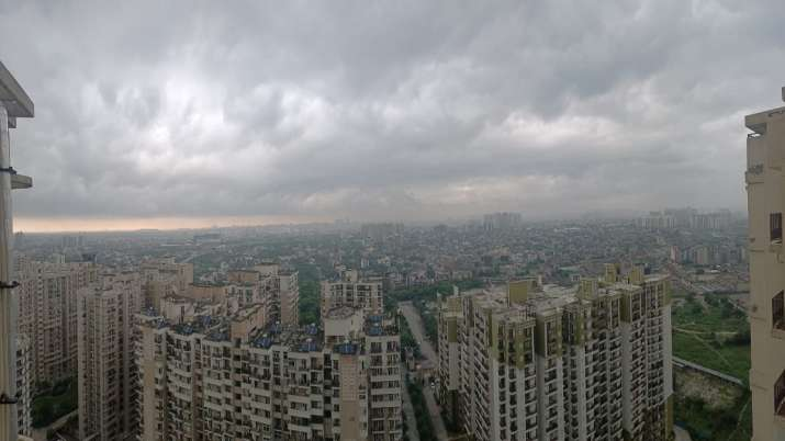 Delhi rains, Delhi weather forecast, delhi rain today,Delhi orange alert, Delhi IMD weather warning,