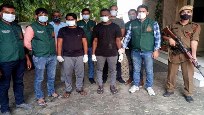 drugs seized, nigerians arrested, 30 crore worth drugs seized, delhi police, delhi special cell, del