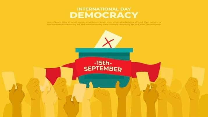 International Day of Democracy 2021,International Day of Democracy 2021 history, International Day o