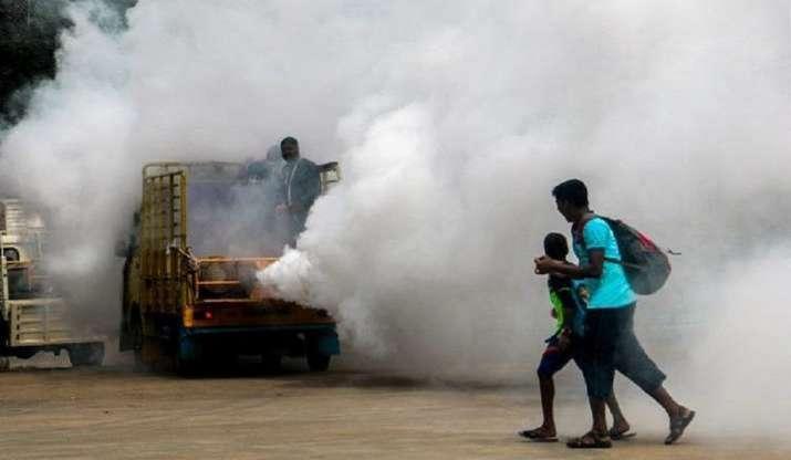 agra dengue cases