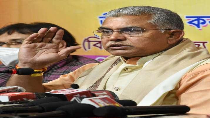 Mamata Banerjee, Bhabanipur, Nandigram, BJP, Dilip Ghosh, latest national news updates, bhabanipur b