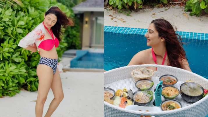 Rahul Vaidya, Disha Parmar paint Maldives red with their lovable pictures. Seen yet?