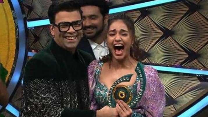 India Tv - Bigg Boss OTT Winner: Divya Agarwal