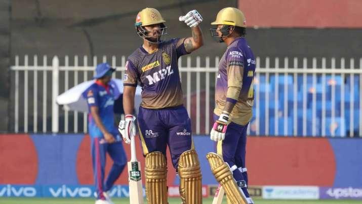 KKR vs DC IPL 2021 Highlights: Kolkata beat Delhi by three wickets in  Sharjah; keep playoff hopes alive | Cricket News – India TV
