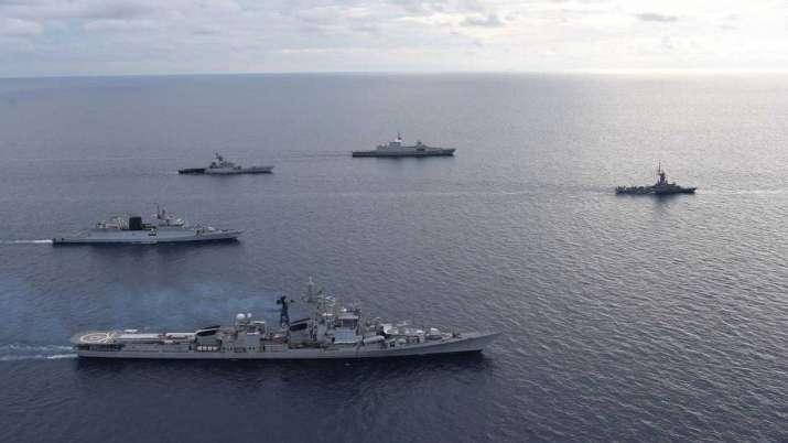 simbex, singapore india bilateral exercise, indian navy, singapore navy, maritime bilateral exercise