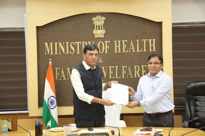 Health Minister Mansukh Mandaviya visits dispensary