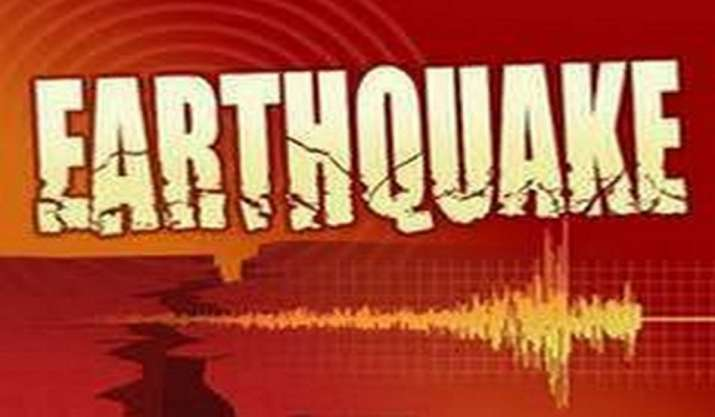 Strong earthquake rocks buildings in Mexico City
