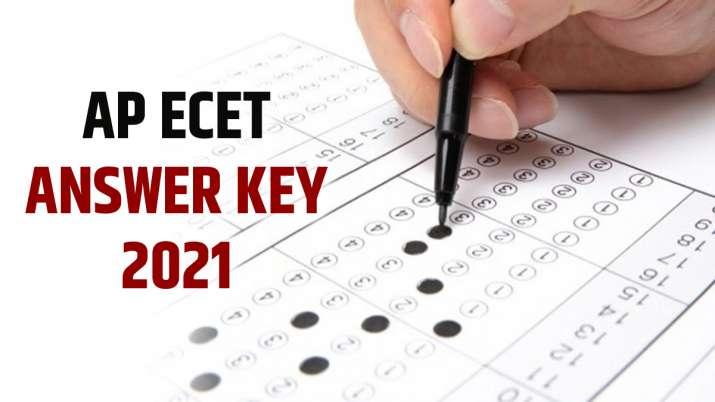 AP ECET Answer Key