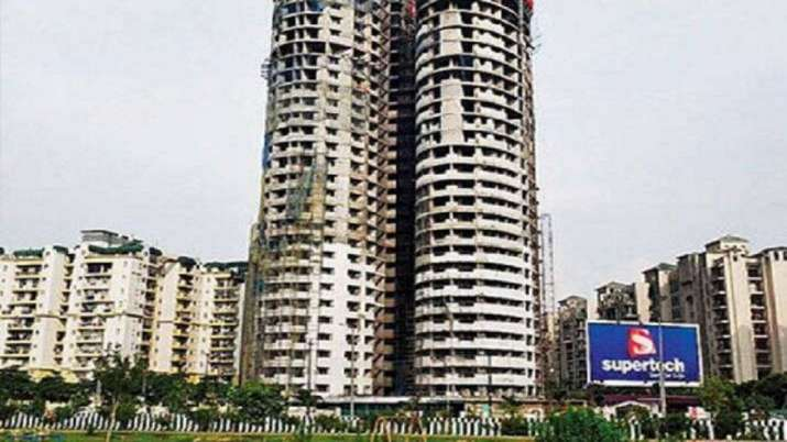 supetech twin tower demolition