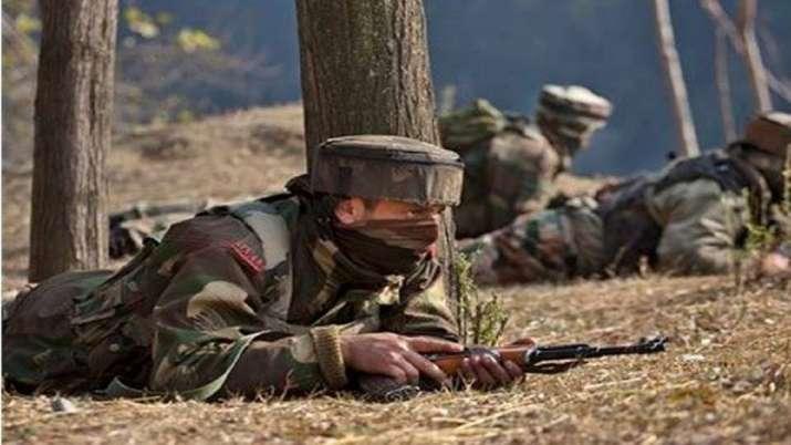 Line of Control, Gunfight, Jammu and Kashmir, Rajouri district, latest national news updates, encoun