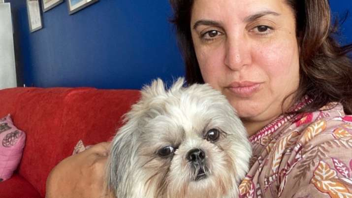 Farah Khan tests positive for COVID-19, says contracted virus despite being fully vaccinated