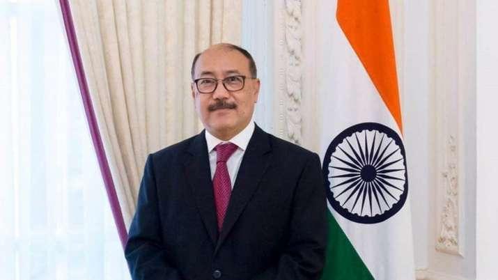 Foreign Secretary Harsh Vardhan Shringla, MEETING, United States officials, Washington DC, latest in