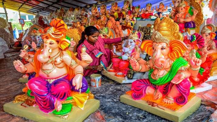 V Narayanasamy, Puducherry LIEUTENANT governor, Ganesha idols, Ganesha idols installation ban, publi