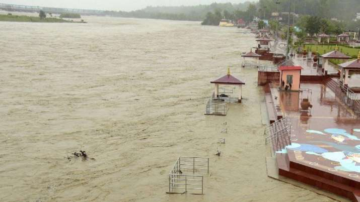 Rishikesh: Two officials of Noida-based firm drown in Ganga