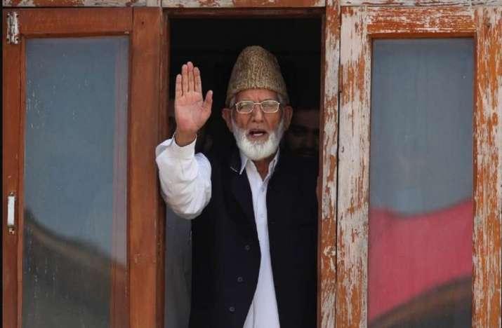 Kashmir separatist leader Syed Ali Shah Geelani dies at 92;