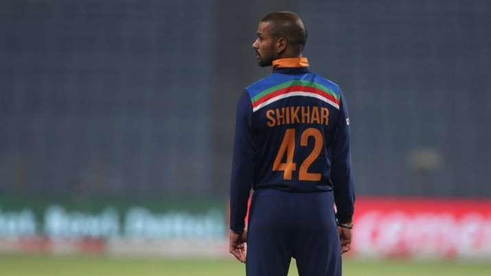 India Tv - Shikhar Dhawan