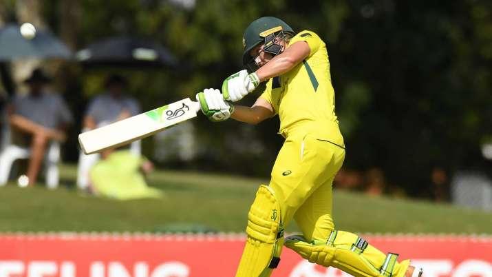 AUS-W vs IND-W 1st ODI Live Update: Alyssa Healy hits a