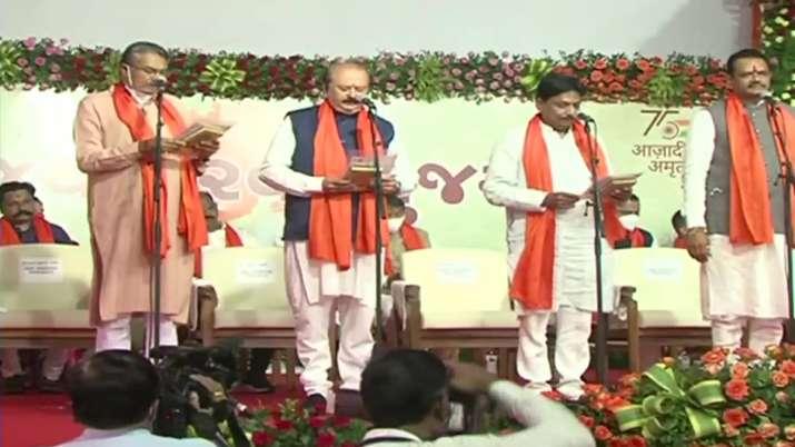 Gujarat Cabinet reshuffle