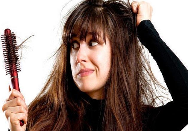 lump of hair teenage girl lucknow