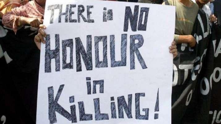 honor killing case up