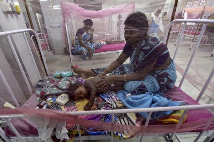 14 dead, including 12 children due to dengue-like viral