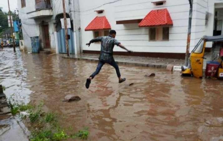 Telangana heavy rains