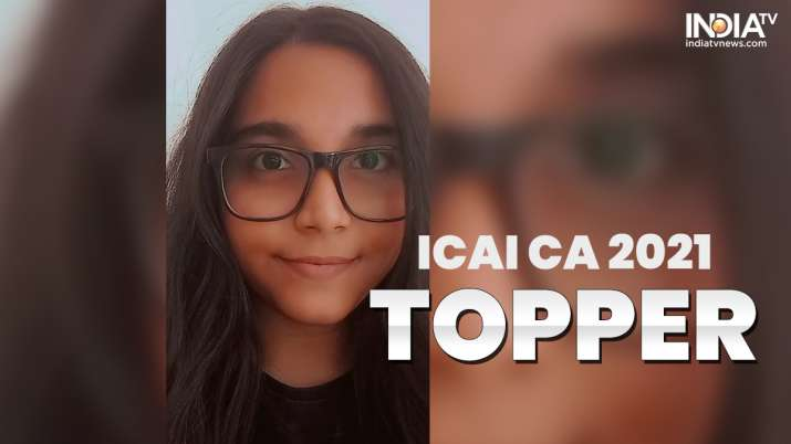 ICAI CA July Exam Result 2021