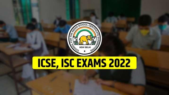 ICSE/ ISC improvement/ supplementary exam 2021