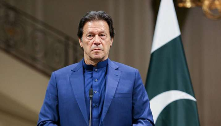 Pakistan started negotiations with Taliban, says PM Imran