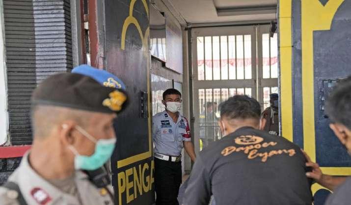 Indonesia prison fire kills 41 drug inmates, injuring 39