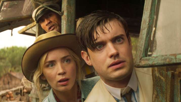 Jack Whitehall on working in Disney's Jungle Cruise with Emily Blunt and Dwayne Johnson