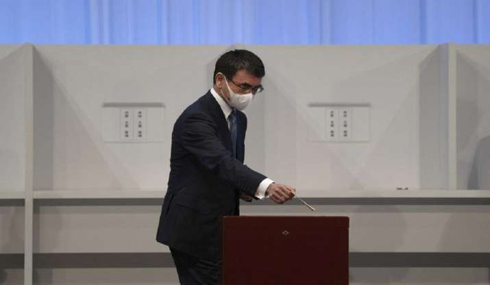 Japan's ex-top diplomat Fumio Kishida to become new Prime