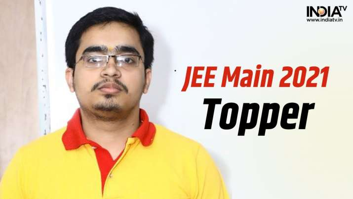 Bihar JEE Main 2021 topper