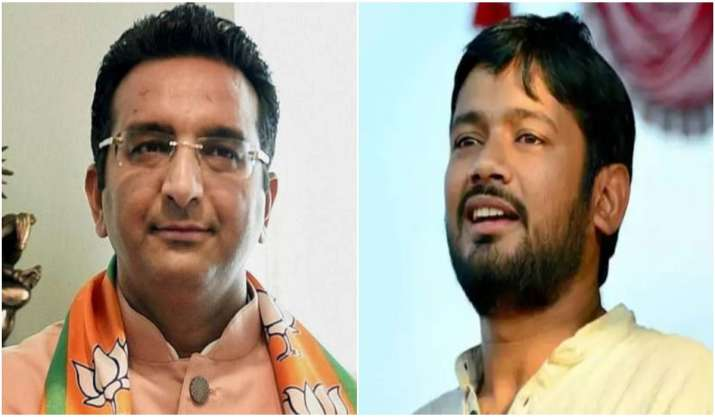 'Anti-India' Congress obvious choice for Kanhaiya Kumar,