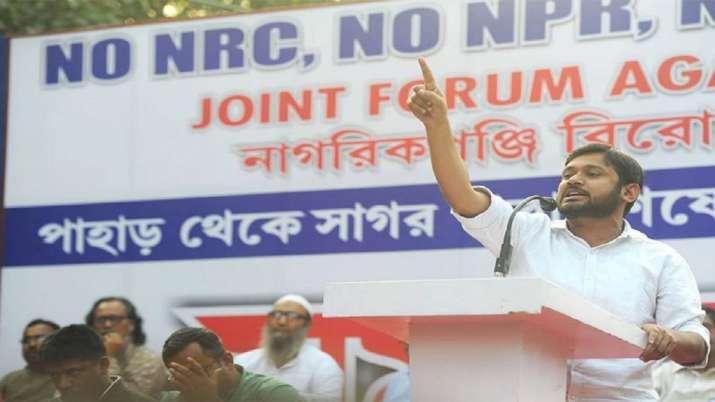 Former JNU Students Union president Kanhaiya Kumar expected to join Congress on September 28
