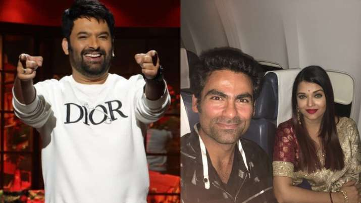 The Kapil Sharma Show: Fan comment on Mohammad Kaif pic with Aishwarya Rai leaves cricketer embarra