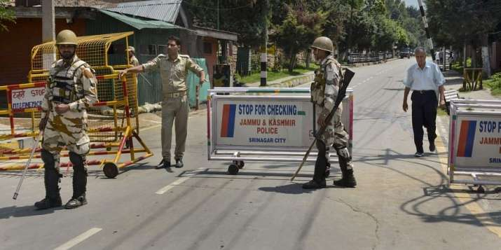 J&K: Security of army bases, govt offices tightened in Uri