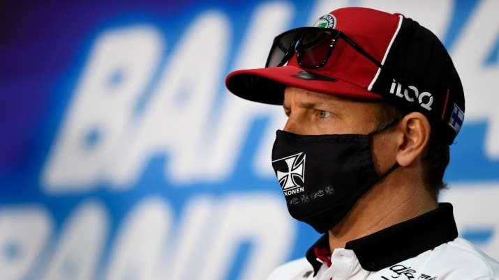 Kimi Raikkonen tests positive for COVID-19; to miss Dutch GP