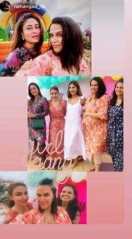 India Tv - Inside pics of Inaaya's birthday bash